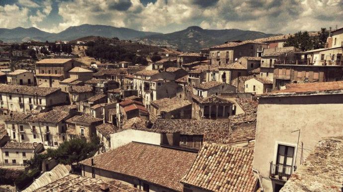 Altomonte, um dos vilarejos mais lindos da Itália