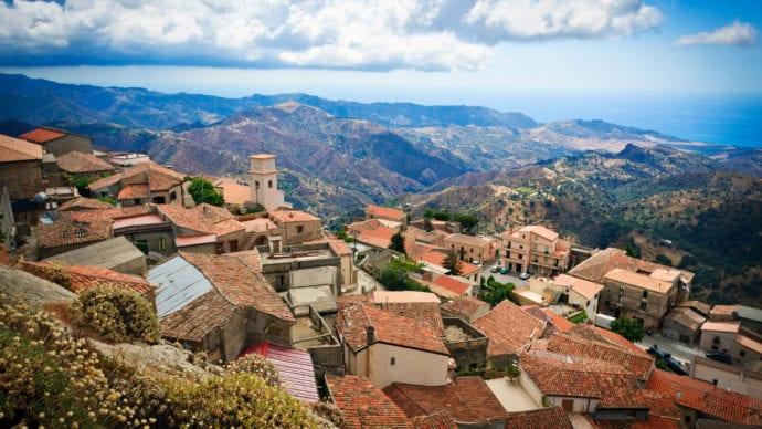 Bova, um dos vilarejos mais lindos da Itália