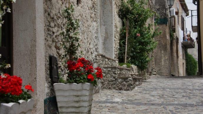 Gerace, um dos vilarejos mais belos da Itália