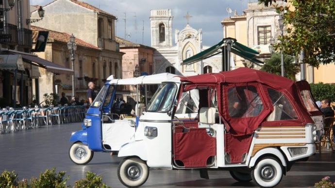 """Pizzo, a cidade do """"gelato"""""""