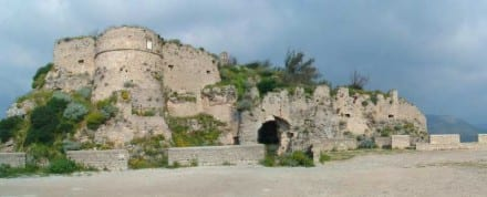 Castello Gerace Fonte gerace.eu