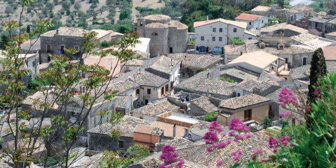 Gerace. Fonte Turiscalabria.it