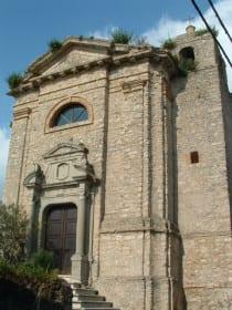 facciatasmaria2 Fonte Gerace.eu
