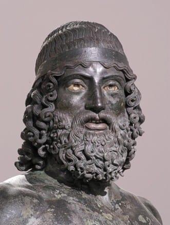 bronzo A 02 Fonte Museu de Reggio Calabria