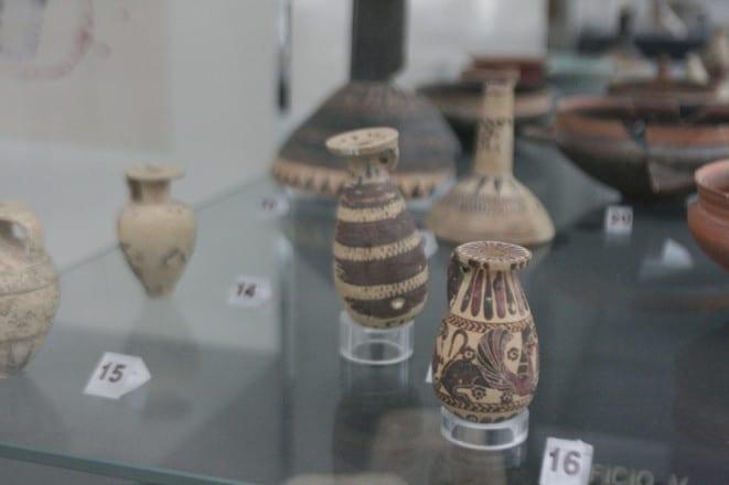 Museu arqueológico de Sibari