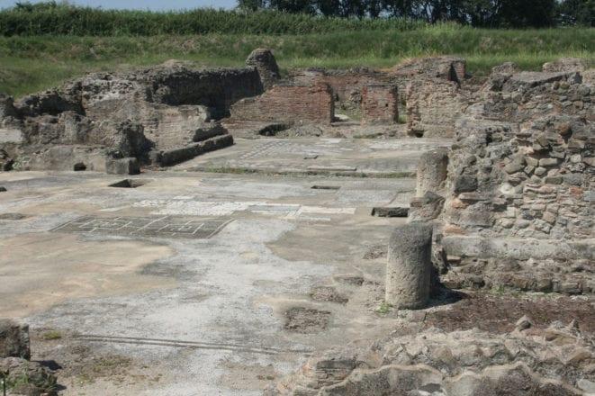 Parque arqueologico de Sibari