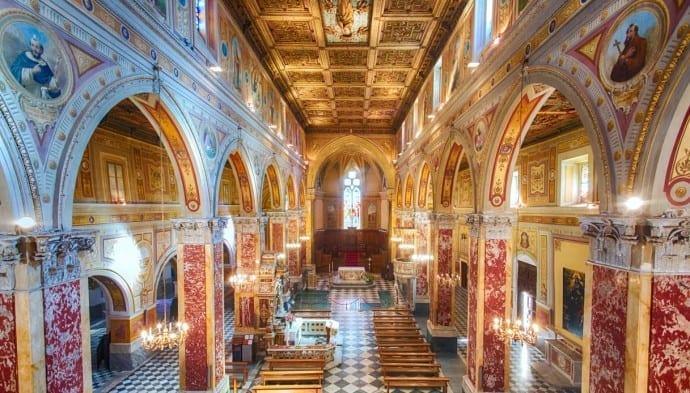 Catedral de Rossano. Foto de Michele Abastante