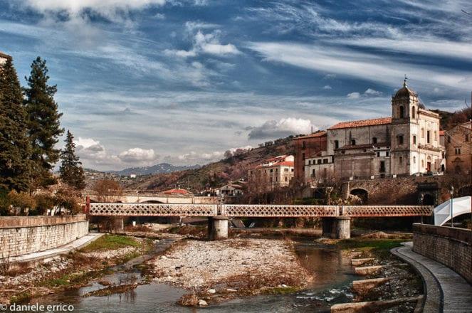 Cosenza. Fonte Daniele Errico Flick