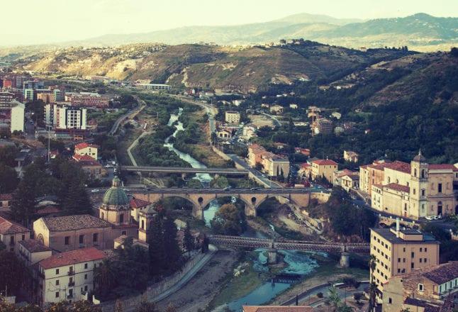 Cosenza. Fonte Flick