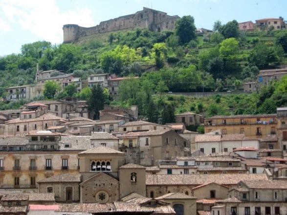 Cosenza. Fonte Flick1