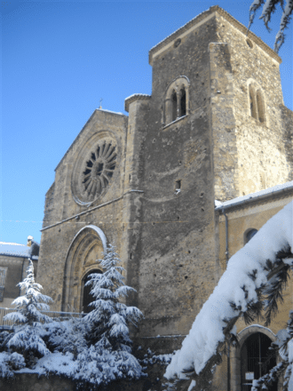 chiesa di Santa Maria della Consolazione. Altomonte. Fonte Comune di Altomonte