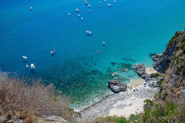 Copanello Calabria, Fonte Flick