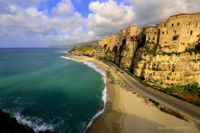 Tropea na Calabria. Fonte Arcieri Saverio. Flick