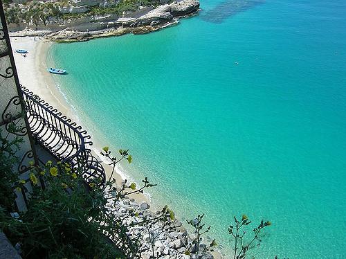 Tropea na Calabria. Fonte Flick