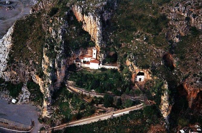 Santuário della madonna della grotta