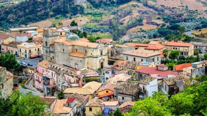 Stilo, um dos vilarejos mais lindos da Itália