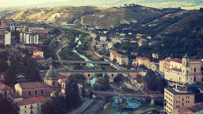 Cosenza. Fonte Flick 1280x720