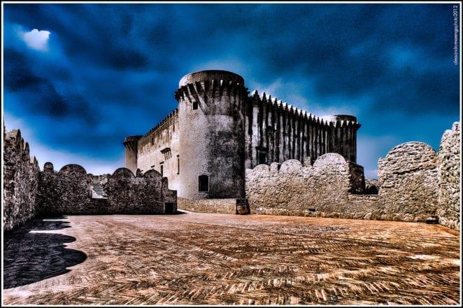 Santa Severina. Fonte Alessandro Marengo Flick