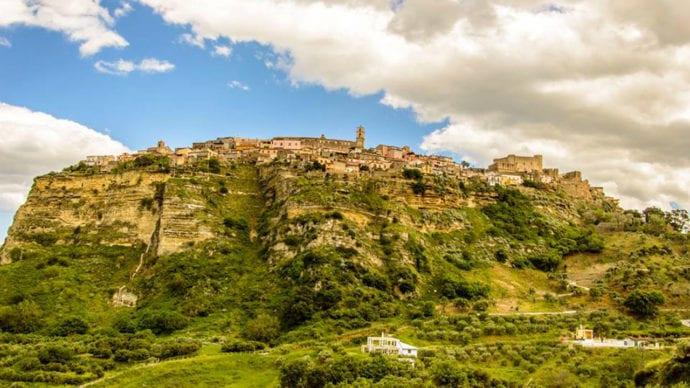 Santa Severina, um dos vilarejos mais lindos da Itália