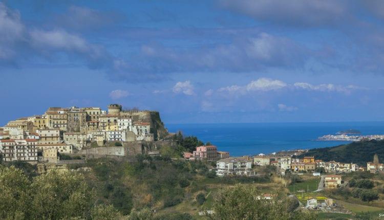 Belvedere maritima e o seu castelo