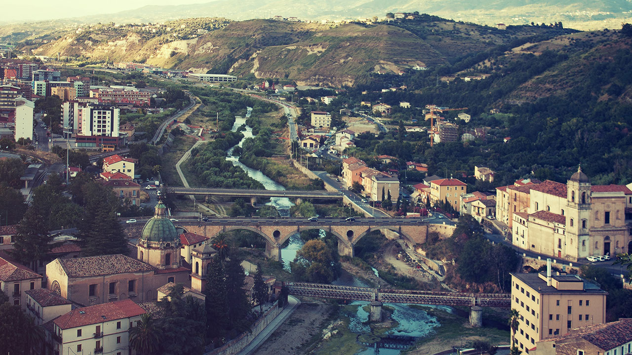 Cosenza. Fonte Flick 1280×720