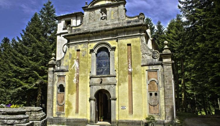 Santa Maria del Bosco em Serra San Bruno