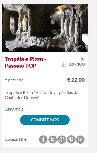 Tropéia e Pizzo – partida de Cosenza