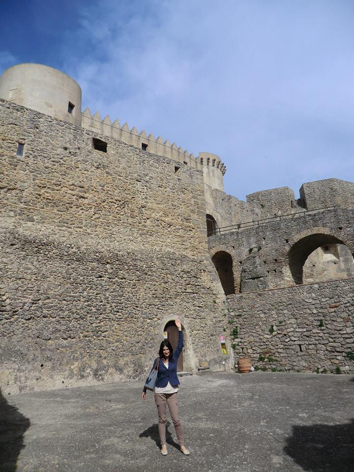 O Castelo de Santa Severina