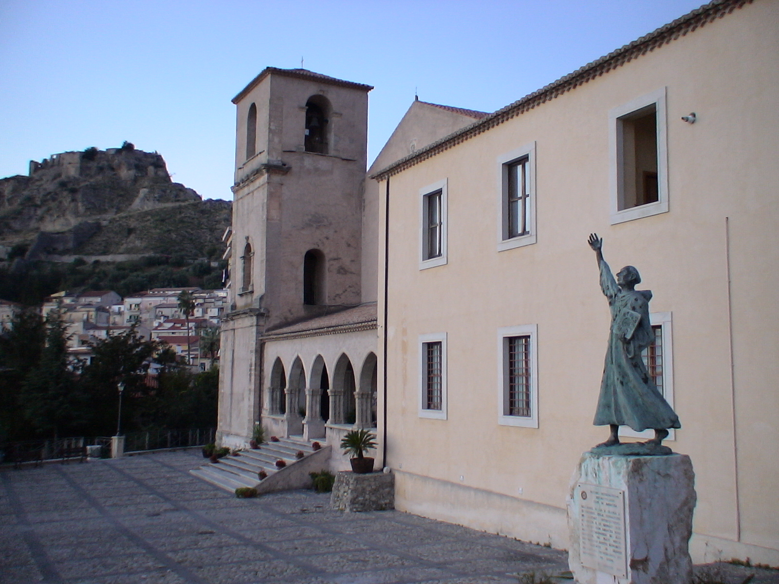 Convento frati minori francescani San Bernardino1_byAZ, amantea