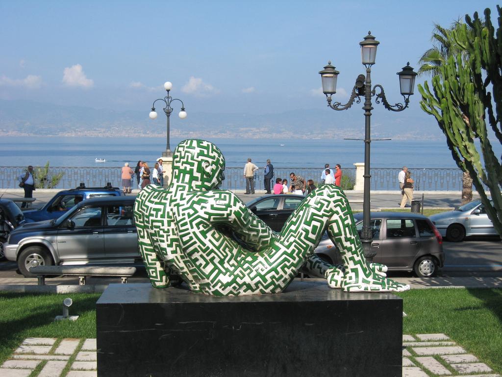 Reggio lungo mare