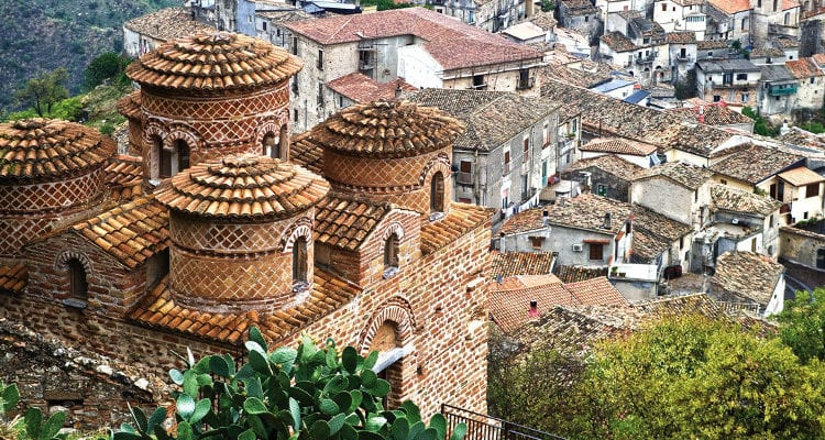 Stilo. Fonte Turismo Calabria