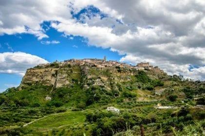 Santa Severina in Calabria