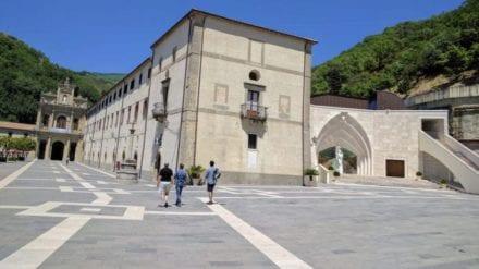 Paola e o Santuário de São Francisco de Paola