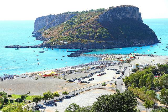 Isola di dino in Calabria, Fonte Salvatore. Flick