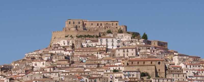 Rocca Imperiale castelo