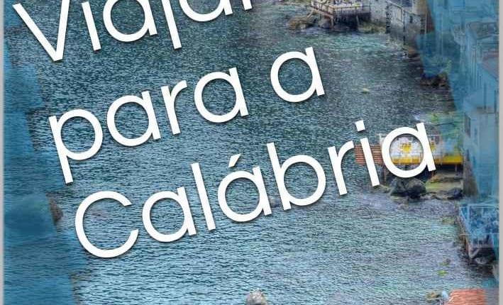 Capa e-book Viajando para a Calábria