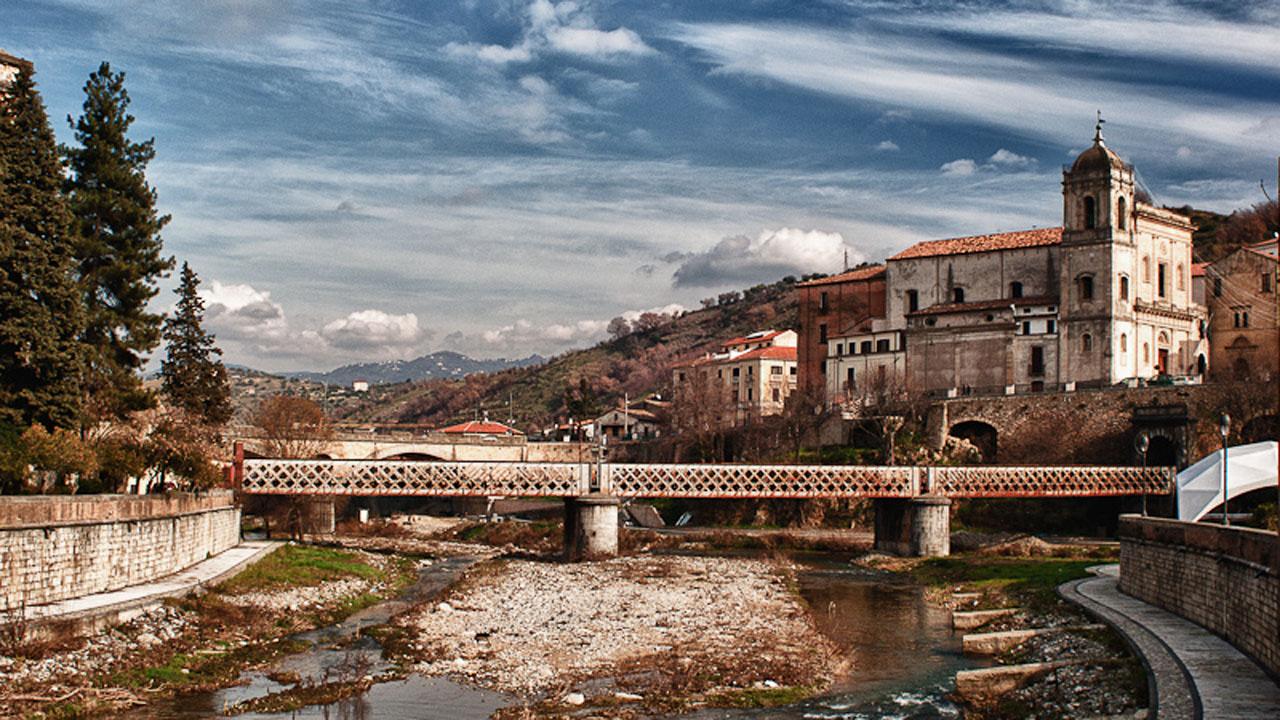 Cosenza. Fonte Daniele Errico Flick 1280×720