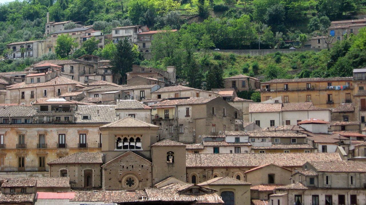 Cosenza. Fonte Flick1 1280 x 720