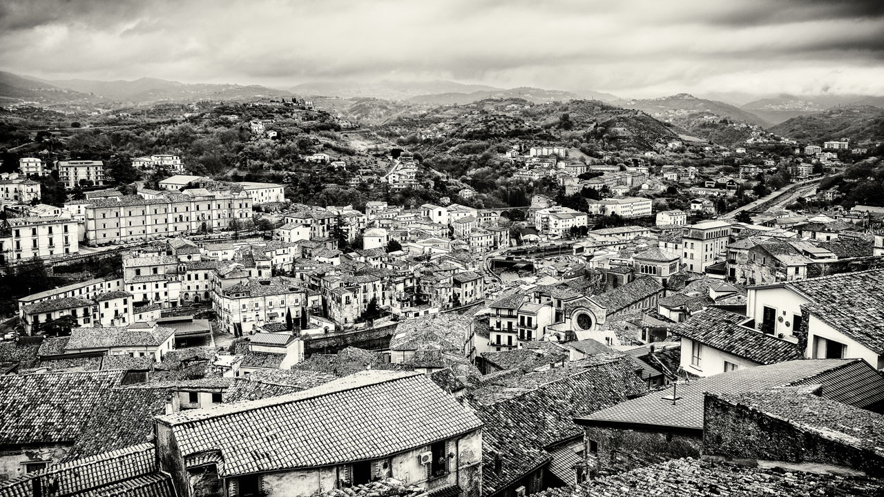Cosenza. Fonte Francesco De BartoloFlick 1280 x 720