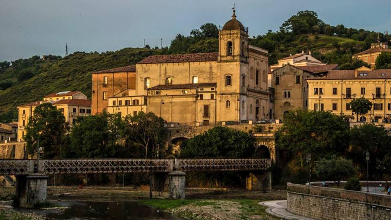 Cosenza. Foto Roberto Arcuri 1280 x 720