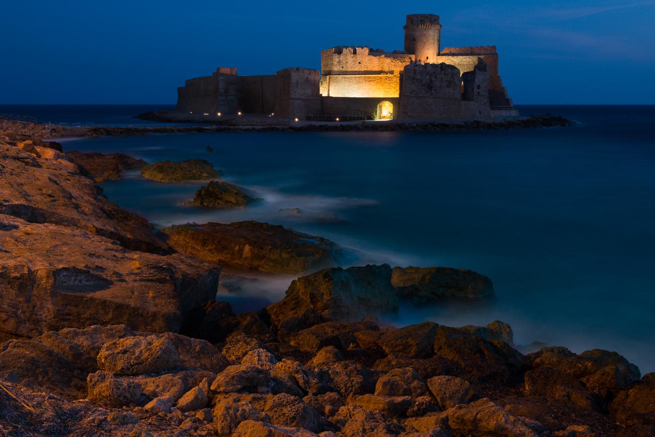 Le Castella. Fonte Paolo Flick