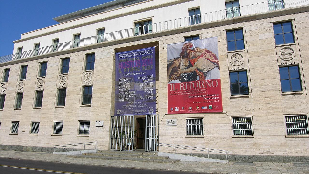 Museu de Reggio Calabria 1280 x 720