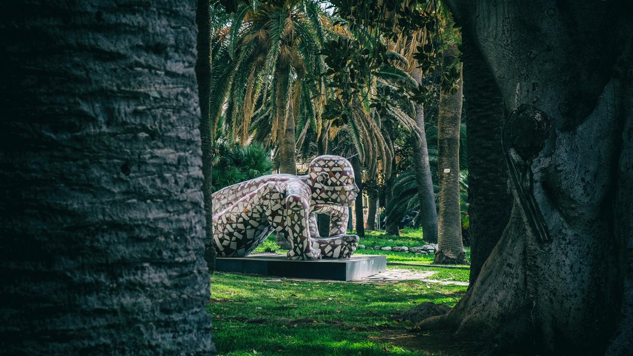 Reggio Calabria. Giuseppe Tripodi Fonte Flick 1280 x 720