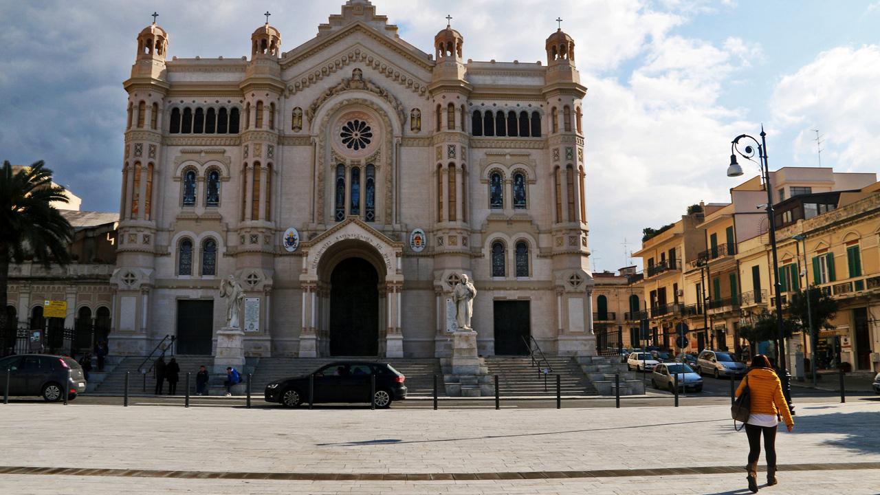 Reggio Calabria. Glauco Maglio Fonte Flick 1280 x 720