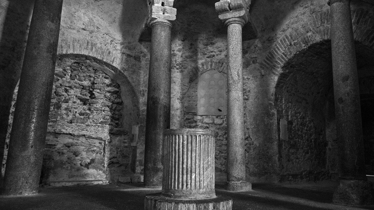 Santa Severina. Fonte Flick 1280 x 720