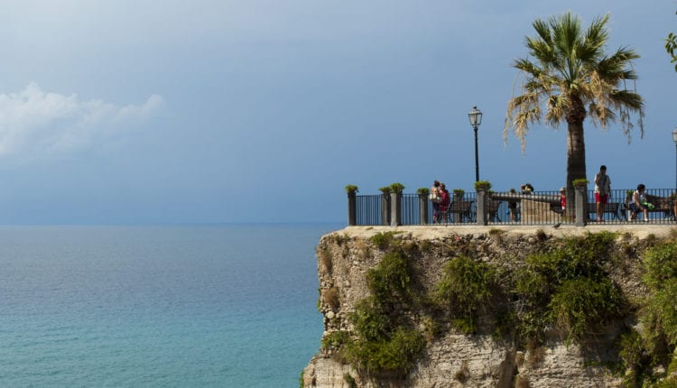 How to get to Calabria and how to move around Calabria?