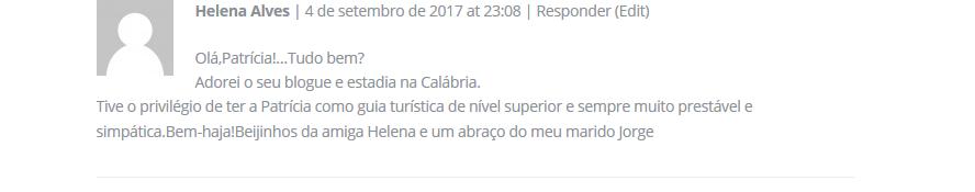 depoimento Helena Alves