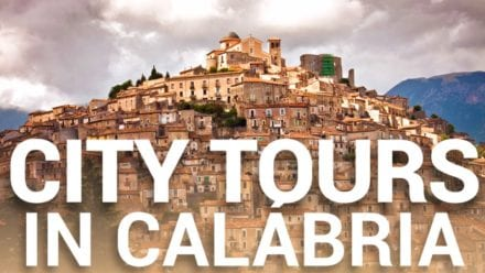 Viajando para a Calabria - City Tours - CAPA - en
