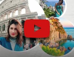 Viajando para a Calabria - Canal no Youtube