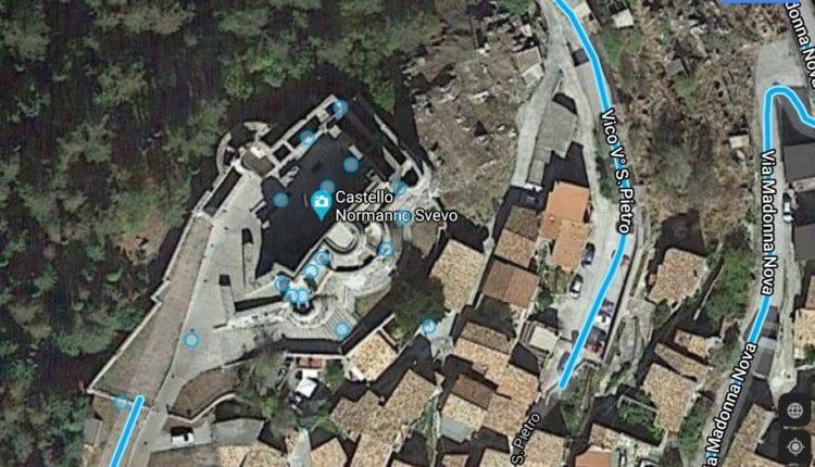 castelo normando Svevo morano